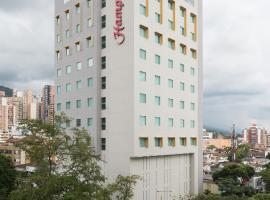 Hampton By Hilton Bucaramanga, hotel in Bucaramanga