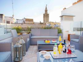 Overland Suites Catedral, hotel near Indias Archive Building, Seville