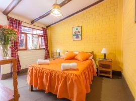 Alojamiento Soledad, self catering accommodation in Huaraz