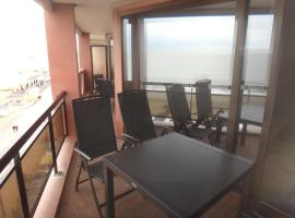 Apartment with Seaview, apartment in Blankenberge