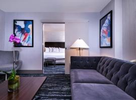 Fairfield Inn & Suites By Marriott New York Manhattan/Times Square, pet-friendly hotel in New York