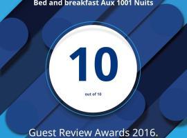 Aux 1001 Nuits suite de luxe avec spa privatif intégré, hotel near Bruyere Golf, Villers-la-Ville