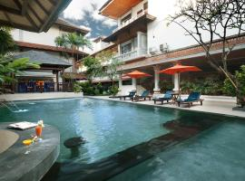 Bali Summer Hotel, hotel near Hard Rock Cafe, Kuta