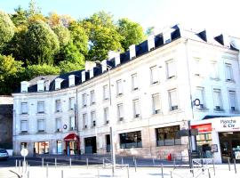The Originals City, Hôtel Continental, Poitiers (Inter-Hotel)