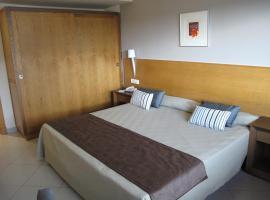 Ohtels Campo De Gibraltar, hotel en La Línea de la Concepción