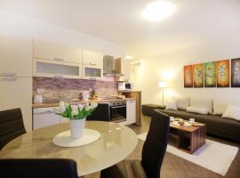 Allegro Exclusive Suites, hotel in Zadar
