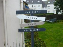 Hotel La Licorne