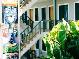 Citi Serviced Apartments and Motel - Korobosea