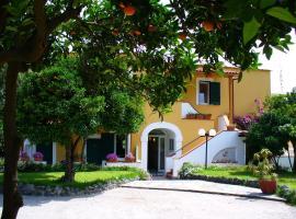 Hotel Villa La Marticana