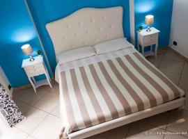 Blu Mediterraneo B&B, hotel in Messina
