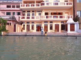 "DEVNADI ""Heritage Hotel"" Haridwar"