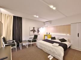 IO Hotel, отель в Бишкеке
