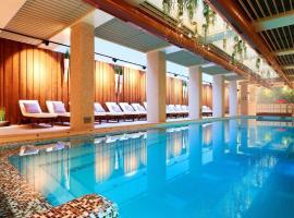 Lucky Bansko Aparthotel SPA & Relax, хотел в Банско