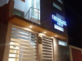 PiscoMar Peru, hotel near Main Square, Pisco