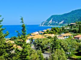 Katerina's Village Agios Nikitas, hotel in Agios Nikitas