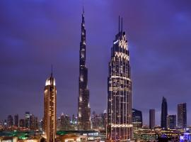 Address Boulevard: Dubai'de bir otel