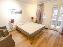 City Center Oslo- Venice Apartment Sea Side Three-Bedrooms and Two Toilettes
