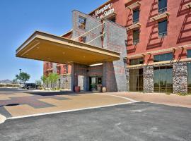 Hampton Inn & Suites Scottsdale Riverwalk, hotel near Hall of Flame Firefighting Museum, Scottsdale