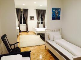 Ullrich Apartment