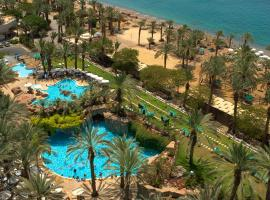 Royal Beach Hotel Eilat by Isrotel Exclusive Collection, hotel near Aqaba Fort, Eilat