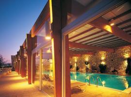 ישרוטל פונדק רמון, מלון בMitzpe Ramon