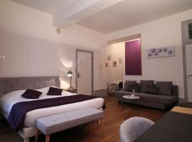 Hotel Le Jacquemart, отель в Дижоне
