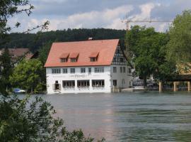 Hotel & Restaurant Alte Rheinmühle