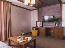 Курортний спа-готель Давір
