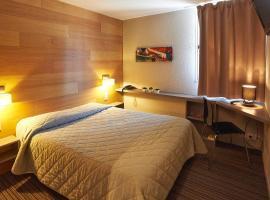 Citotel Les Alizés, hotel in Limoges