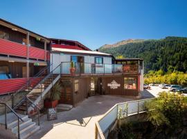 Reavers Lodge