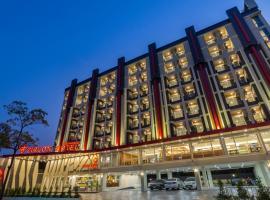 Zircon Hotel: Bangkok'ta bir otel