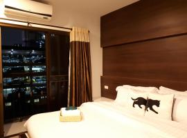 Bed By City Surawong-Patpong Hotel, hotel in Silom, Bangkok