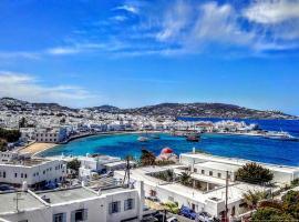 Stelios View Mykonos Town