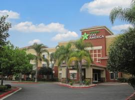 Extended Stay America - Orange County - Cypress, hotel near Knott's Soak City, Cypress