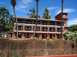 Kingstork Beach Resort, resort in Calangute