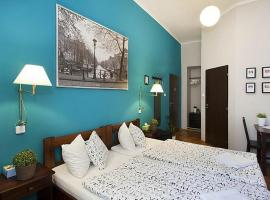 Central Station Studios, hotel near Zizkov Television Tower, Prague