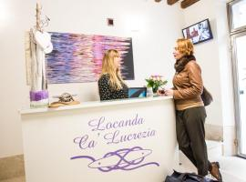 Locanda Ca' Lucrezia, pet-friendly hotel in Venice