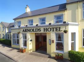 Arnolds Hotel & Riding Stables, hotel near Cloughaneely Golf Club, Dunfanaghy