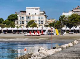 Hotel Petit Palais, hôtel sur le Lido de Venise