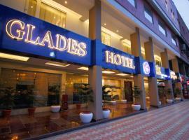 Glades Hotel, family hotel in Chandīgarh