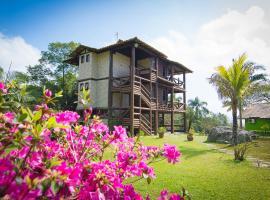Cabanas do Araça Villa, hotel near Galheta Beach, Porto Belo