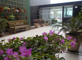 Flats Mobiliados - Praia do Mucuripe, hotel near Mucuripe Fish Market, Fortaleza