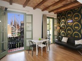 Apart-Suites Hostemplo, apartamento en Barcelona