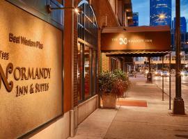 Best Western Plus The Normandy Inn & Suites, Best Western hotel in Minneapolis