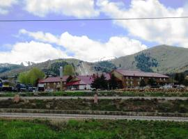 Best Western Landmark Inn, hotel in Park City