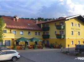 Hotel-Gasthof Feichter, hotel v Schladmingu
