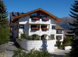 Hotel am Römerweg, hotel in Fiss