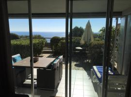 Sea Home Apartment- Residence Costa Plana, hotel in Cap d'Ail