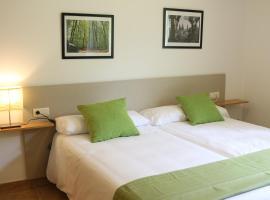 Apartamentos Turísticos Cancelas by Bossh Hotels, hotel in Santiago de Compostela