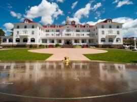 The Stanley Hotel, accessible hotel in Estes Park